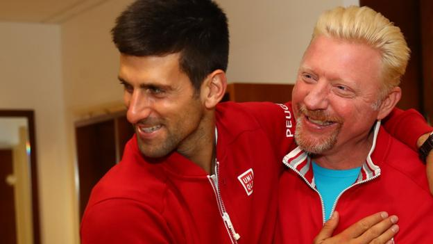 Novak Djokovic deserves more respect after Wimbledon victory – Boris Becker