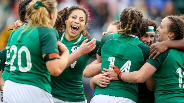 Sene Naoupu has earned 37 Ireland caps