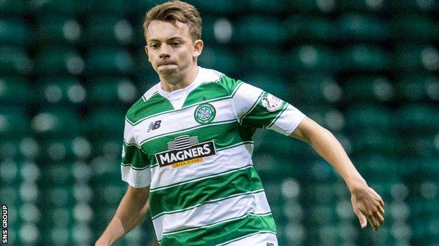 Celtic teenager Aiden Nesbitt is moving to Partick Thistle on loan
