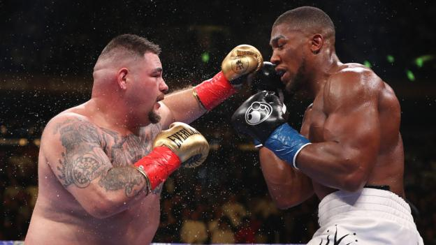Anthony Joshua v Andy Ruiz Jr: Rematch will take place 'in November or December' thumbnail
