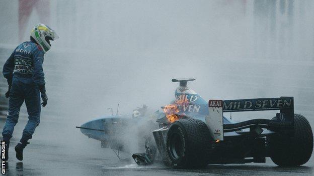 belgiun GP 1998
