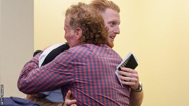 Stokes prepares to return to cricket after compassionate leave thumbnail