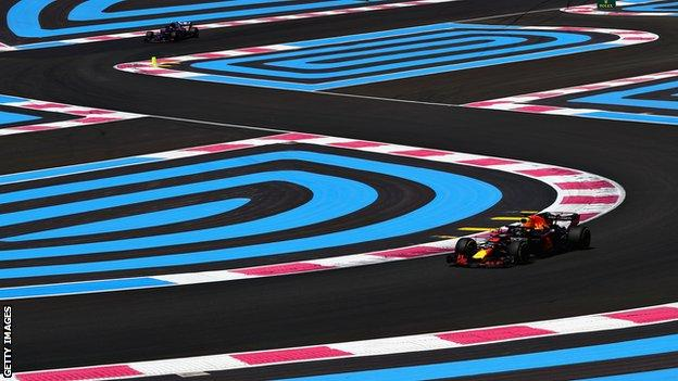 Formula 1 Plan To Start Season In Austria As French Gp Called Off Bbc Sport