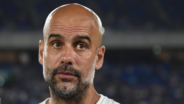 Manchester City: Jurgen Klopp's insinuation about spending 'bothers' Pep Guardiola thumbnail