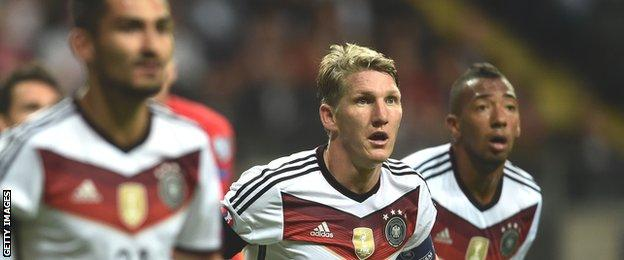 Bastian Schweinsteiger has started just two of Manchester United's six competitive matches this season