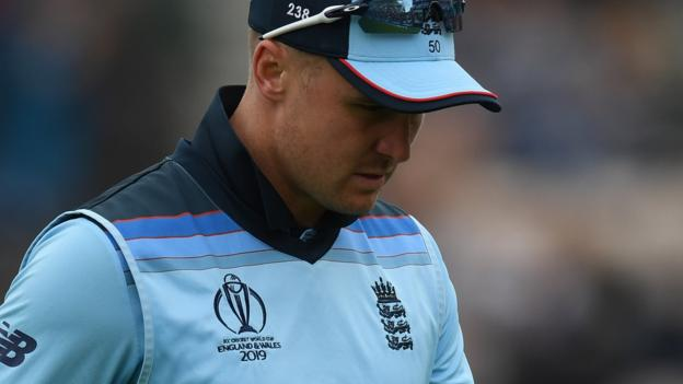 Cricket World Cup: England's Jason Roy ruled out of Australia match thumbnail