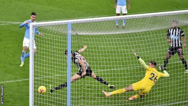 Ferran Torres, tüm müsabakalarda yedi golle bu sezon City'nin en golcü oyuncusu oldu.