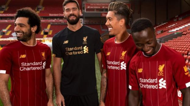 best website 7e6d3 74091 Liverpool new kit: Former manager Bob Paisley honoured in ...