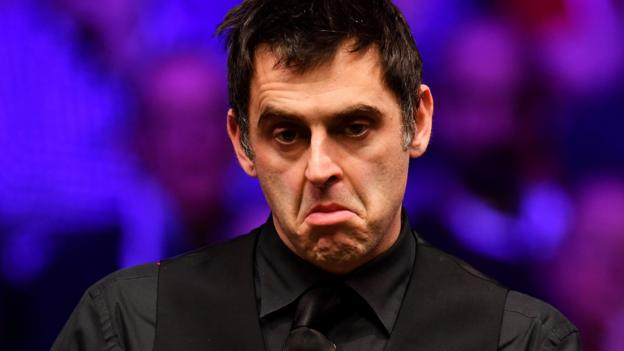 O'Sullivan out of China Open despite 147 break