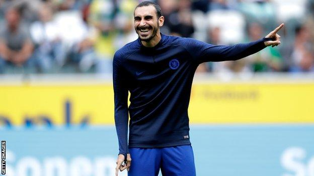Davide Zappacosta: Chelsea defender joins Roma on loan
