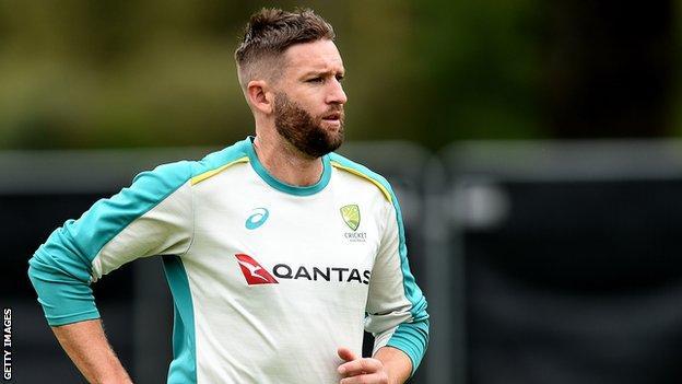 Andrew Tye: Australian cricketer says coronavirus situation in India is 'harrowing' thumbnail