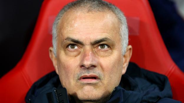 Tottenham: Jose Mourinho must redfine side after Champions League exit thumbnail