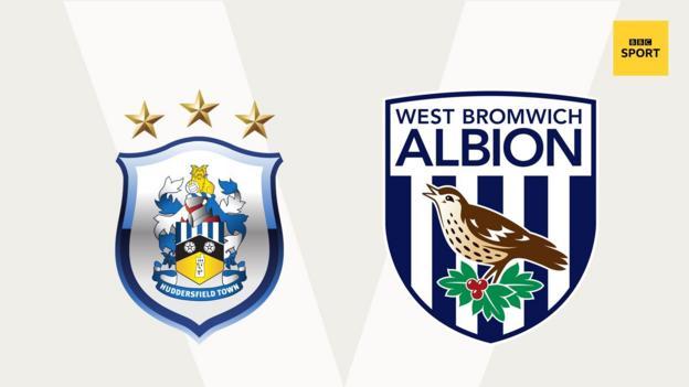 Huddersfield v West Brom
