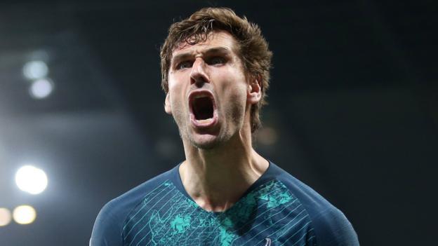 Manchester City 4-3 Tottenham Hotspur (4-4 agg): Spurs stun City on away goals in modern classic