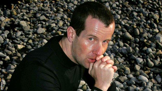 Richard Donovan organises extreme marathon events where disabled competitors are among the entries