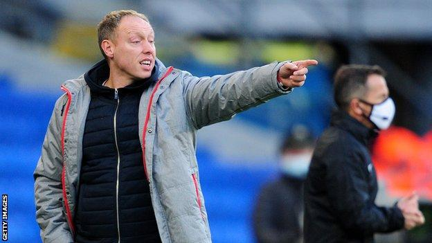 Steve Cooper has impressed at Swansea since leaving his role with England Under-17s to succeed Graham Potter in June 2019