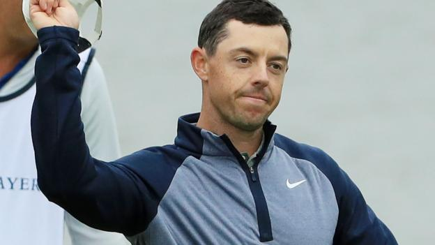 Players Championship 2019: Rory McIlroy holds off Jim Furyk at Sawgrass