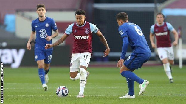 Burnley v West Ham United - BBC Sport