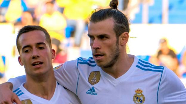 100648435 garethbale - Las Palmas zero-three Staunch Madrid