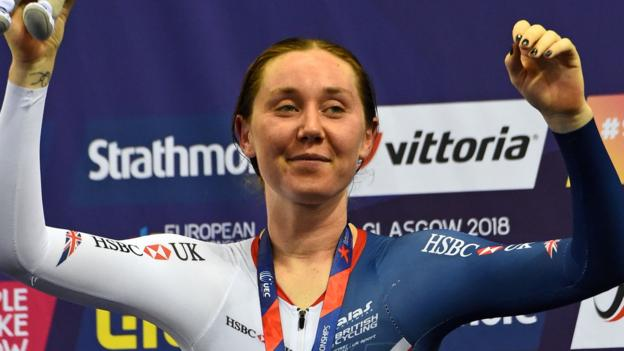 UCI Track World Cup: Katie Archibald wins omnium gold in Berlin thumbnail