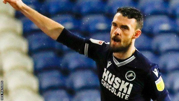 Scott Malone, who had a one-season spell with Huddersfield in 2017-18, has scored three goals for Millwall so far this season