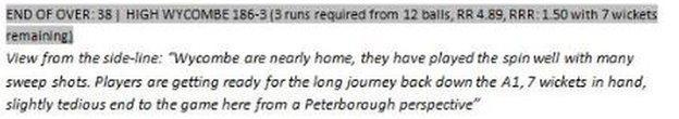 Peterborough report