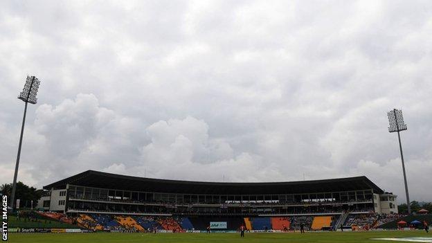 Pallekele cricket ground