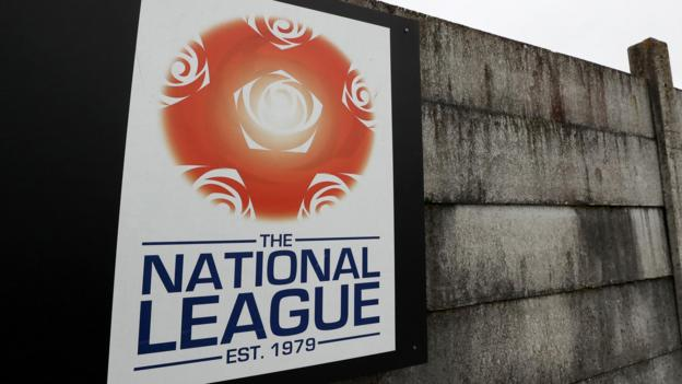 National League: Play-off schedule confirmed for three divisions