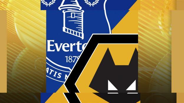 Everton v Wolves