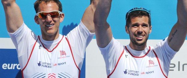 James Foad and Matthew Langridge