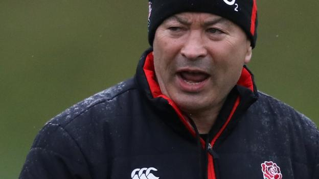 Eddie Jones: England coach's new deal does not rule Lions role in 2021