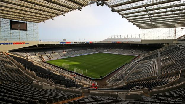 Newcastle offer season ticket holders free half-season ticket to try to fill St James' Park thumbnail