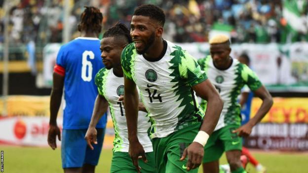 Kelechi Iheanacho: Nigeria striker unfazed by role on Leicester bench - BBC  Sport