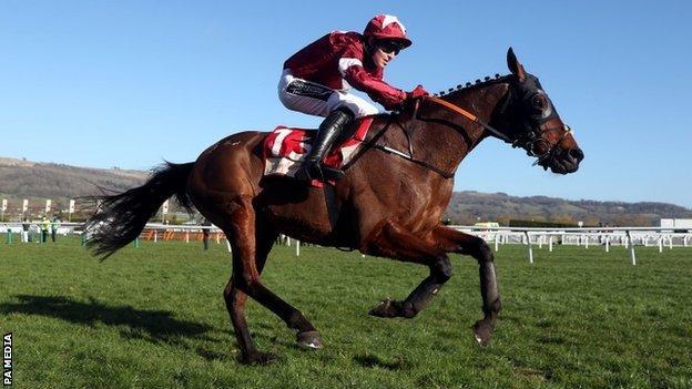 Tiger Roll runs at Aintree as Grand National meeting starts thumbnail