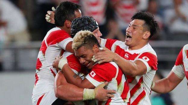 Rugby World Cup 2019 Report: Japan 30-10 Russia - Hosts win opening match at Rugby World Cup