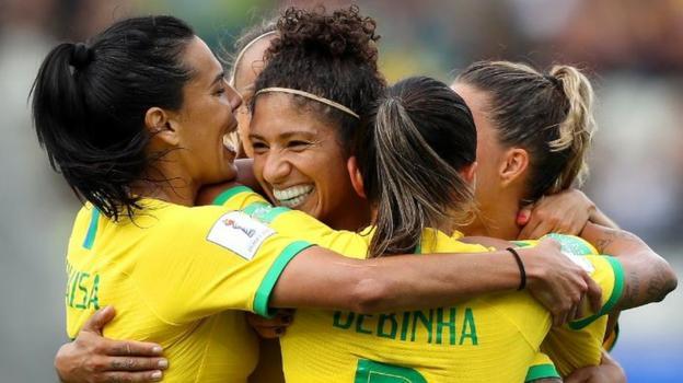 Brazil Women 3-0 Jamaica Women thumbnail