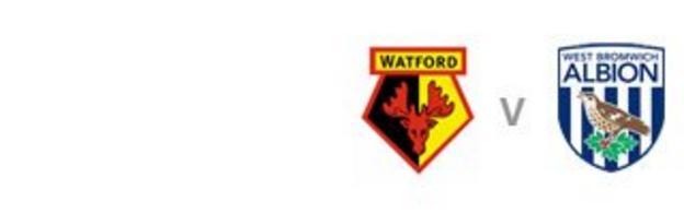 Watford v West Brom