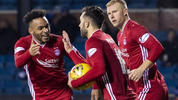 Kilmarnock 2-2 Aberdeen: visitors come from two goals down thumbnail