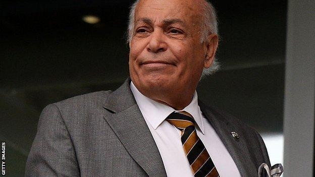 Hull owner Assem Allam