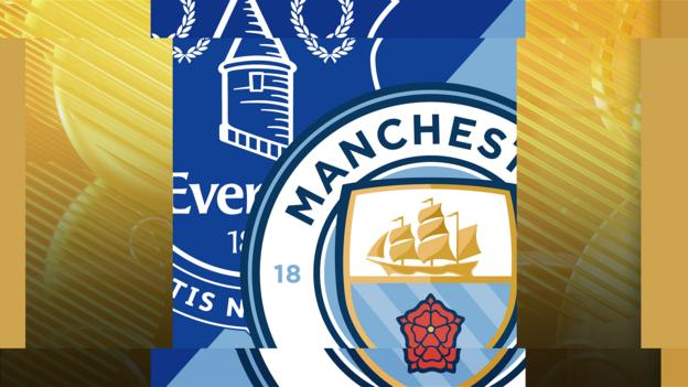 Everton v Man City