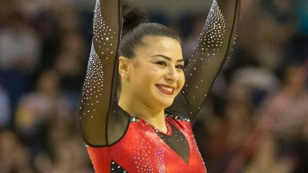 European Gymnastics Championships: Claudia Fragapane qualifies for floor final thumbnail