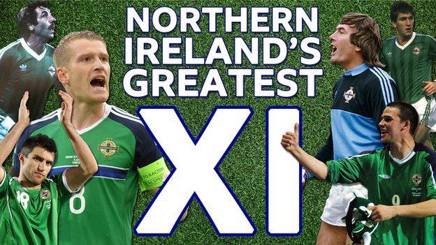 Northern Ireland's greatest XI