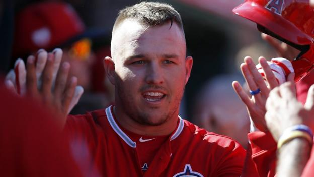 Mike Trout: Los Angeles Angels star 'set for most lucrative deal in sport' thumbnail