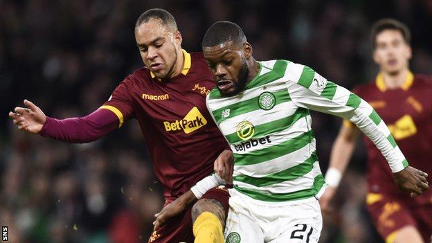 Charles Dunne and Oliver Ntcham