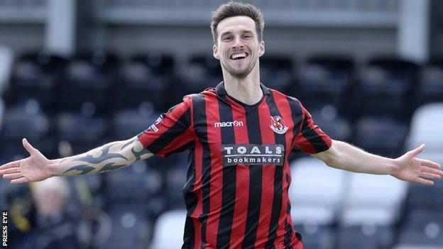 Declan Caddell will miss the start of the Premiership season