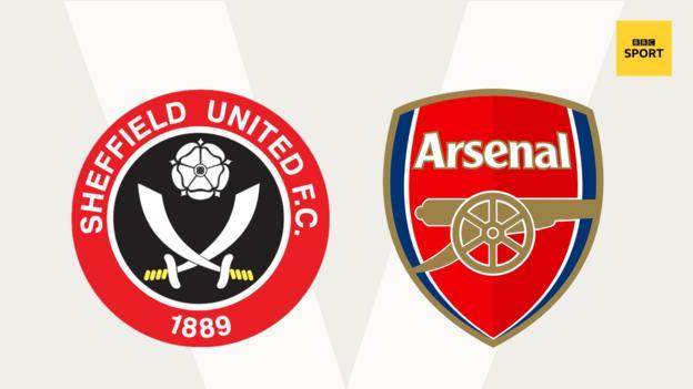Sheff Utd v Arsenal