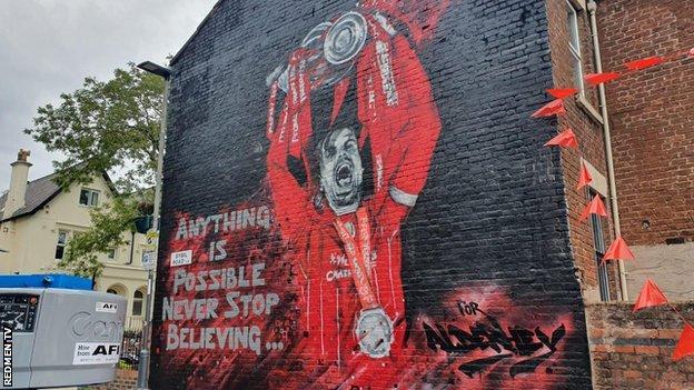 Jordan Henderson became the first Liverpool title-winning captain since Alan Hansen in 1990'