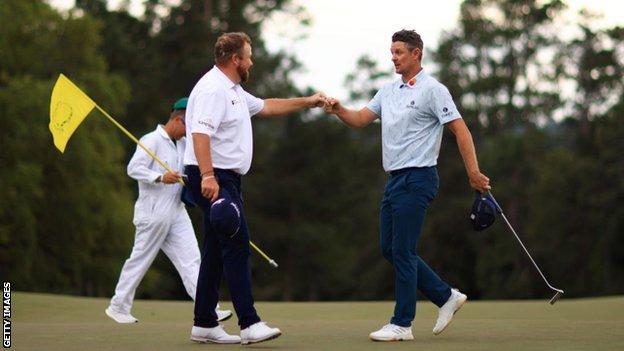 Masters 2021: Matsuyama and Harman share lead as McIlroy and Westwood struggle thumbnail