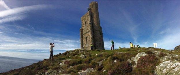 Isle of Man Adventure Race