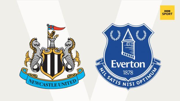 Newcastle v Everton